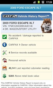 CARFAX Reports - screenshot thumbnail