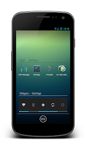 Holo Label Widget- screenshot thumbnail