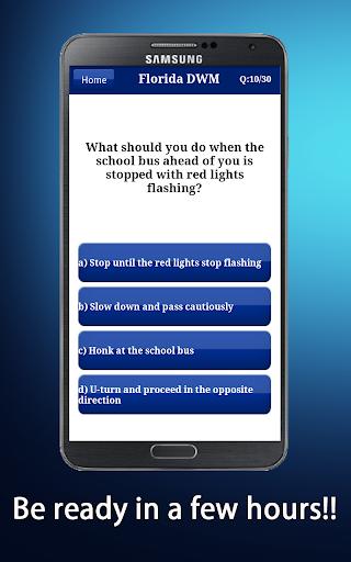 【免費教育App】Florida DMV Test Pro 2015-APP點子