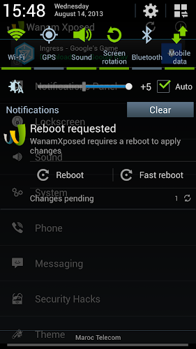 Wanam Xposed