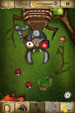 X-Bugs - screenshot