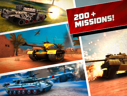 Boom! Tanks - screenshot thumbnail