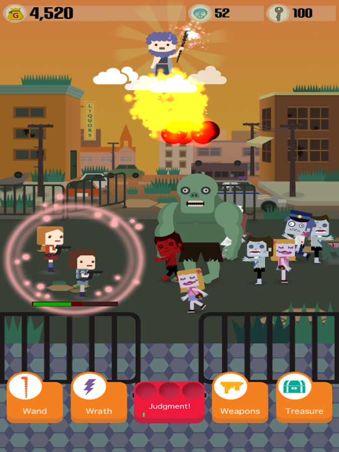 Zombie Judgment Day APK Free Download