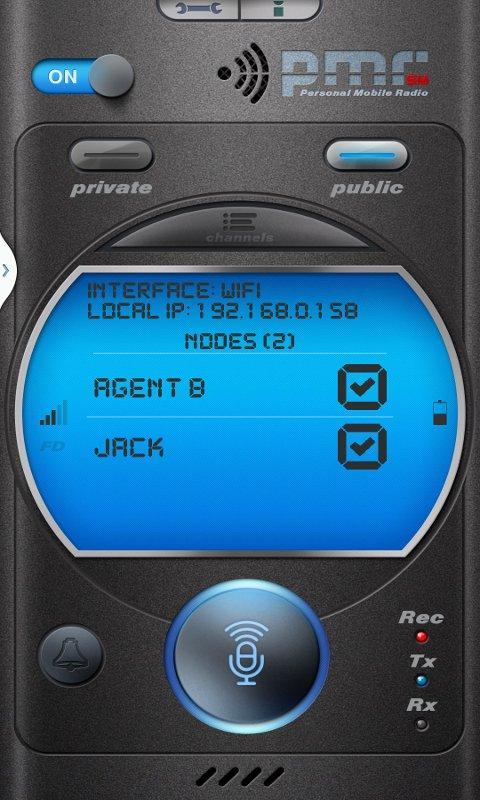 PMR Walkie Talkie WiFi APK 2 0 3 Download - Free Communication APK