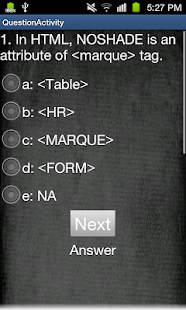 HTML JavaScript CSS XML- screenshot thumbnail
