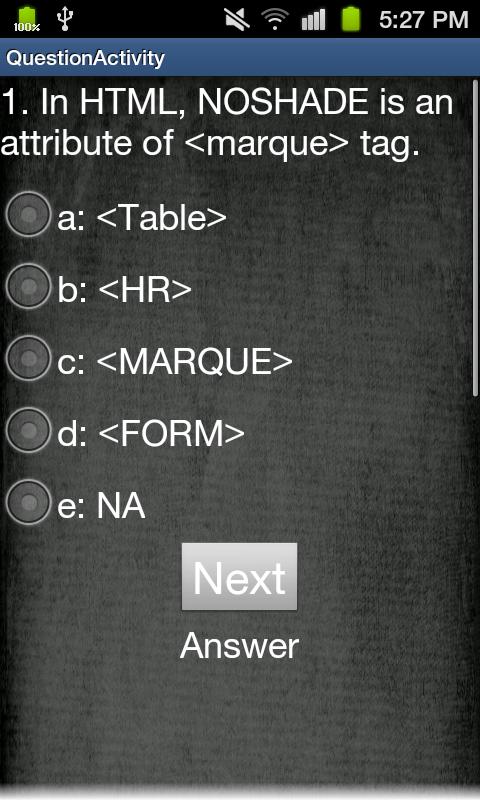 HTML JavaScript CSS XML - screenshot