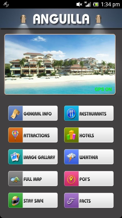 Anguilla Offline Travel Guide- screenshot