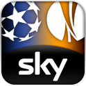 Sky Match Tracker App icon