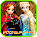 Pretty Princess Frozen World icon