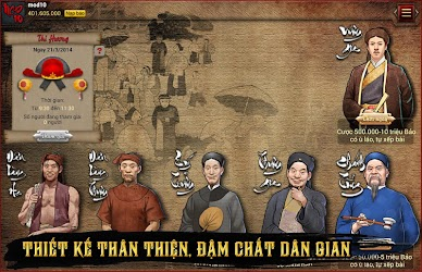 Chắn Sân Đình – Chan Pro APK Download – Free Card GAME for Android 7