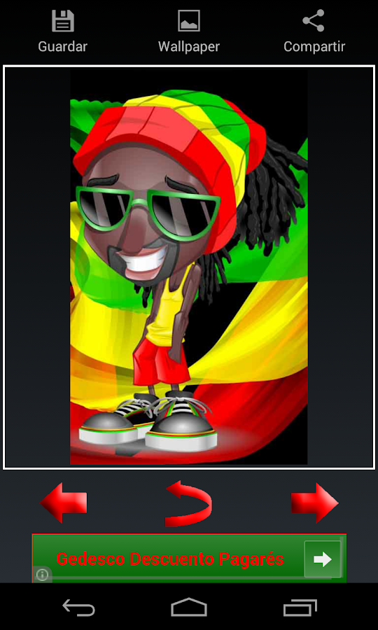 reggae rasta wallpapers