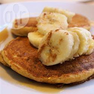 Banana Or Fruit Pancakes