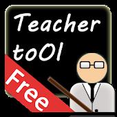 Teacher ToOl Free edition