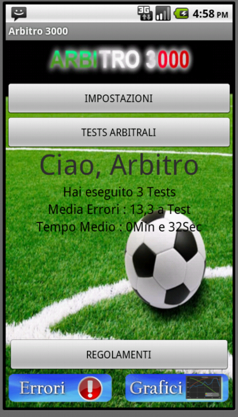Arbitro 3000- screenshot