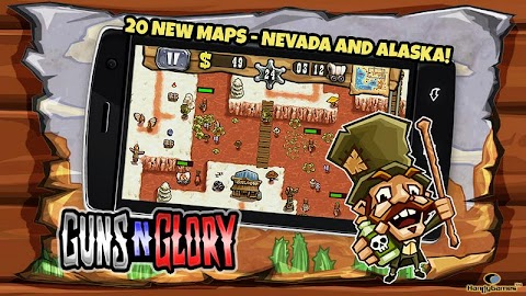 Guns'n'Glory Screenshot 1