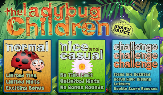 The Ladybug Children- screenshot thumbnail
