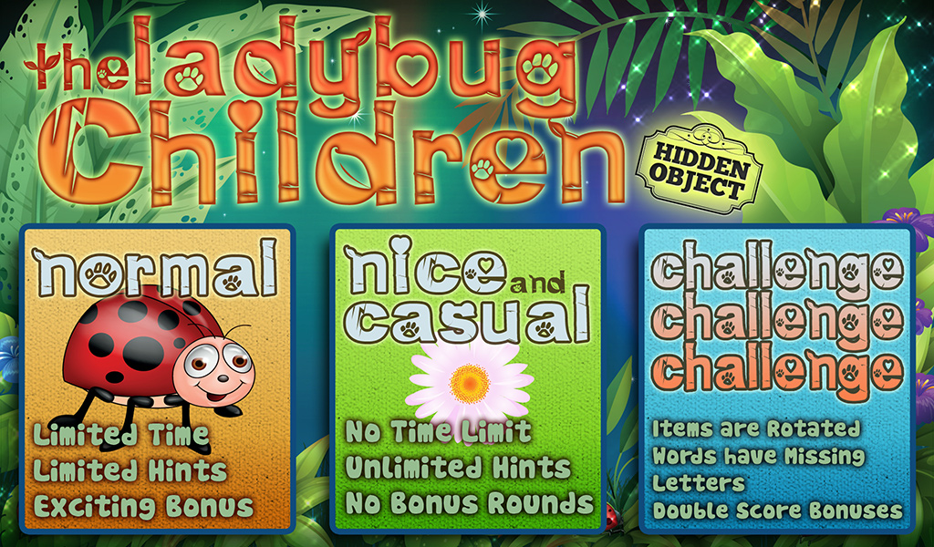The Ladybug Children - screenshot