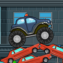 Monster Truck Cop Havoc icon