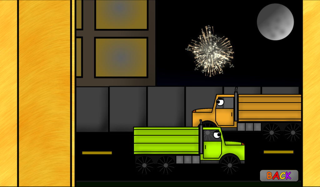 Kids Trucks: Puzzles- screenshot