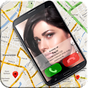 Caller Locator Full Screen ID icon