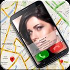 Caller Locator Full Screen ID icon