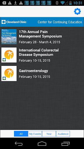 【免費醫療App】Cleveland Clinic CME 2015-APP點子