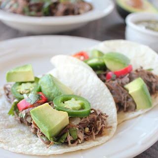 Slow Cooked Beef Barbacoa