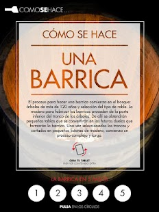 Revista 5 Senses Wine- screenshot thumbnail