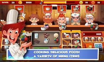 Screenshot of Papa's Cafe : Coffee Maker