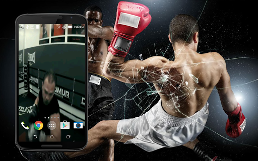 Boxing Video Live Wallpaper
