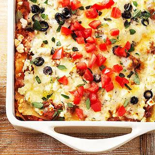 Greek-Style Lasagna