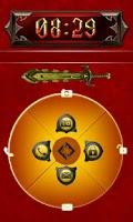 Screenshot of Sword Go Locker Theme