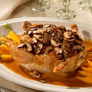 Stuffed Chicken