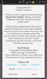 Nepal Share Market- screenshot thumbnail