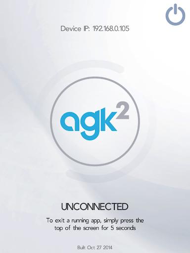 AGK Player 2