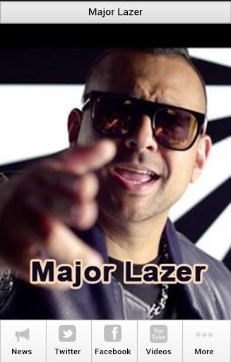 Major Lazer -fan