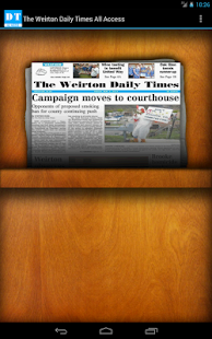 The Weirton Daily Times- screenshot thumbnail