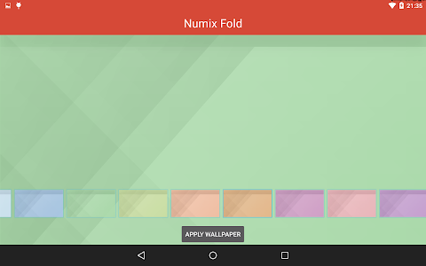 Numix Fold icon pack v2.0.3