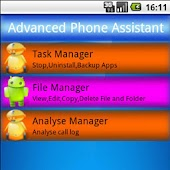 Advanced Phone Assistant
