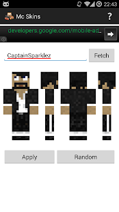 Skins for Minecraft Pocket Ed- screenshot thumbnail