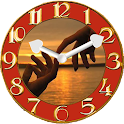 You And Me Clock Widget icon