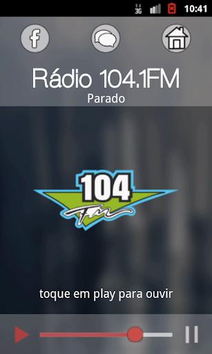 Rádio 104.1 FM