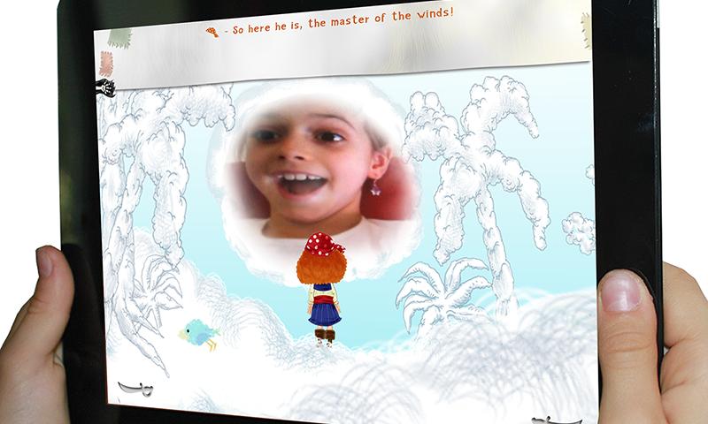 Alizay, pirate girl - screenshot