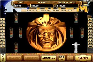 Screenshot of Totem Treasure Slots