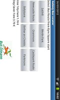 Screenshot of Galway Bus Timetable