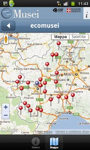 Musei Piemonteitalia- screenshot thumbnail