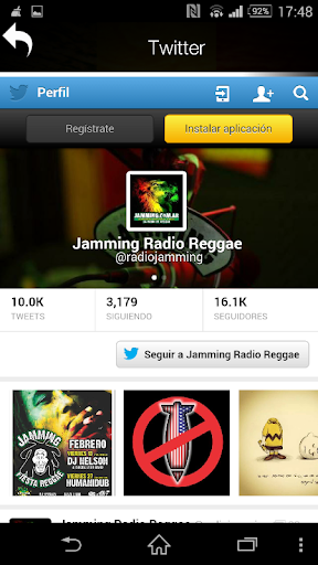 Jamming Radio V2
