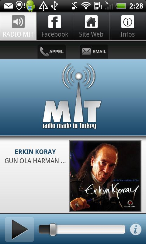 RADIO MIT – MADE IN TURKEY - screenshot