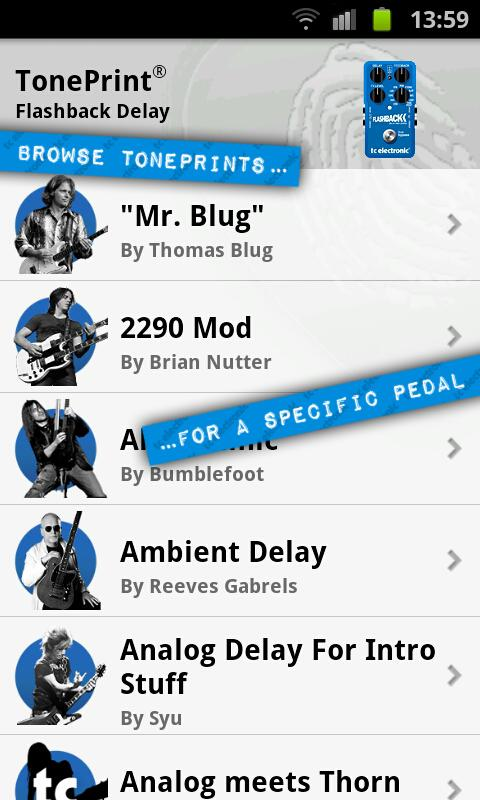 Toneprint Android Apps On Google Play