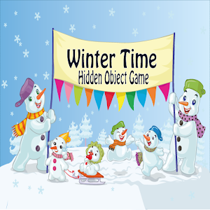 Winter Time Hidden Object Game for PC and MAC